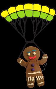 Tibiscuit-parachute