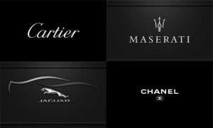 logo marques de luxe