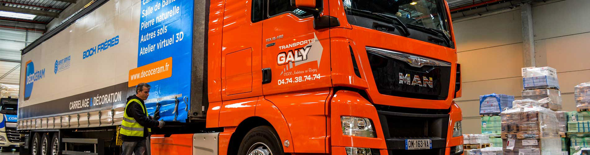 Transports Galy