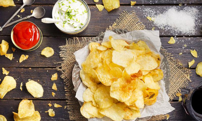 Il fait beau sortez vos chips !