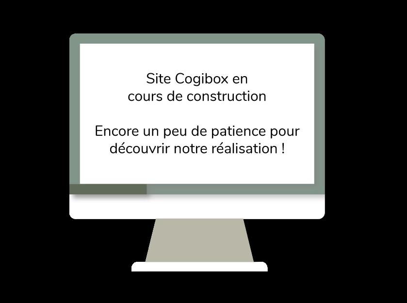 Site en construction Cogibox